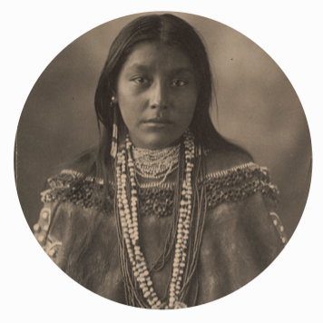 Mattie Tom, Apache, 1899