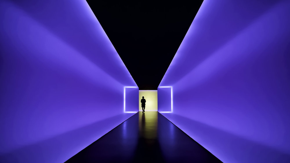 The Light Inside by James Turrell