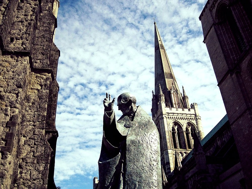 Read a Blog post on the Prayer of St Richard of Chichester