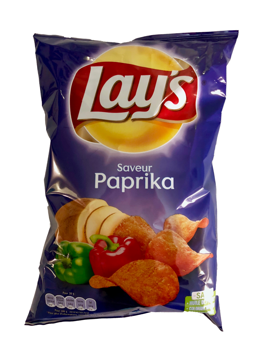 Charise's Favorite - I liked these a lot too. They sound weird, but they're the best barbecue chip you'll ever have.