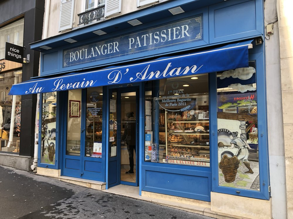 """For a bakery to be legally called a """"boulangerie,"""" they have to make bread, by hand, on a daily basis."""