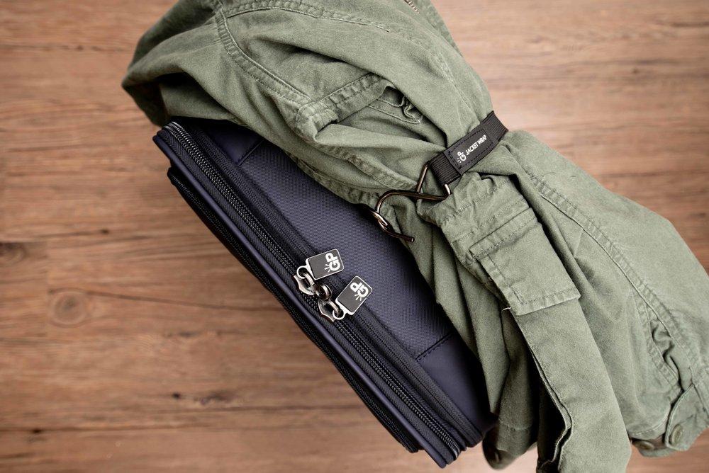 Jacket strap