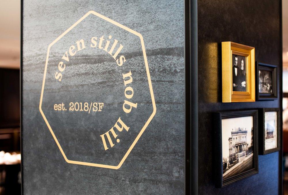 The Seven Stills bar