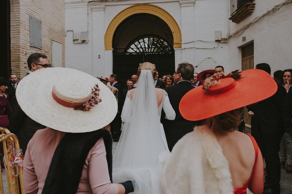 Cristina & Jero - Boda en Ecija - Iglesia Santa Ana - Fotógrafo Andrés Amarillo (22).JPG