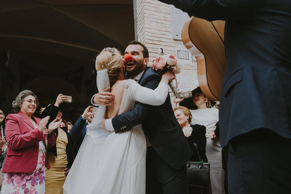 Cristina & Jero - Boda en Ecija - Iglesia Santa Ana - Fotógrafo Andrés Amarillo (35).JPG