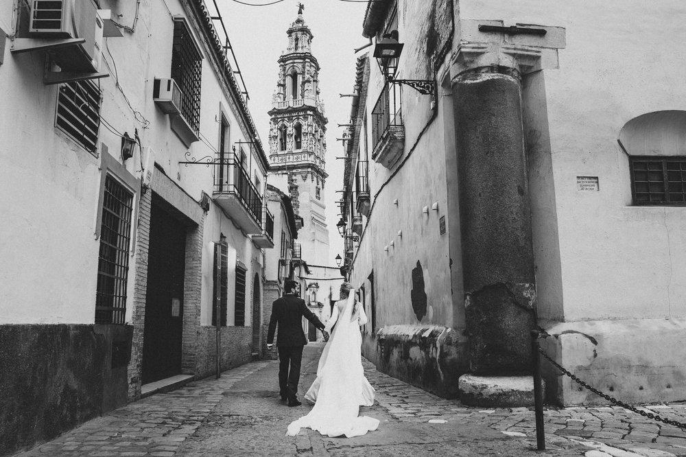 Cristina & Jero - Boda en Ecija - Iglesia Santa Ana - Fotógrafo Andrés Amarillo (38).JPG
