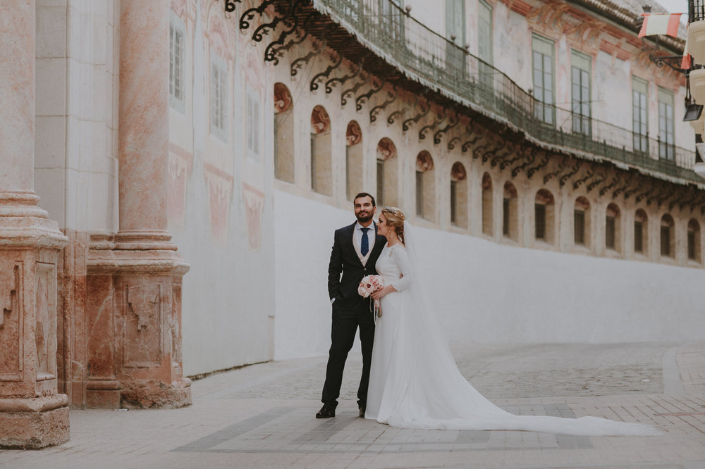 Cristina & Jero - Boda en Ecija - Iglesia Santa Ana - Fotógrafo Andrés Amarillo (39).JPG