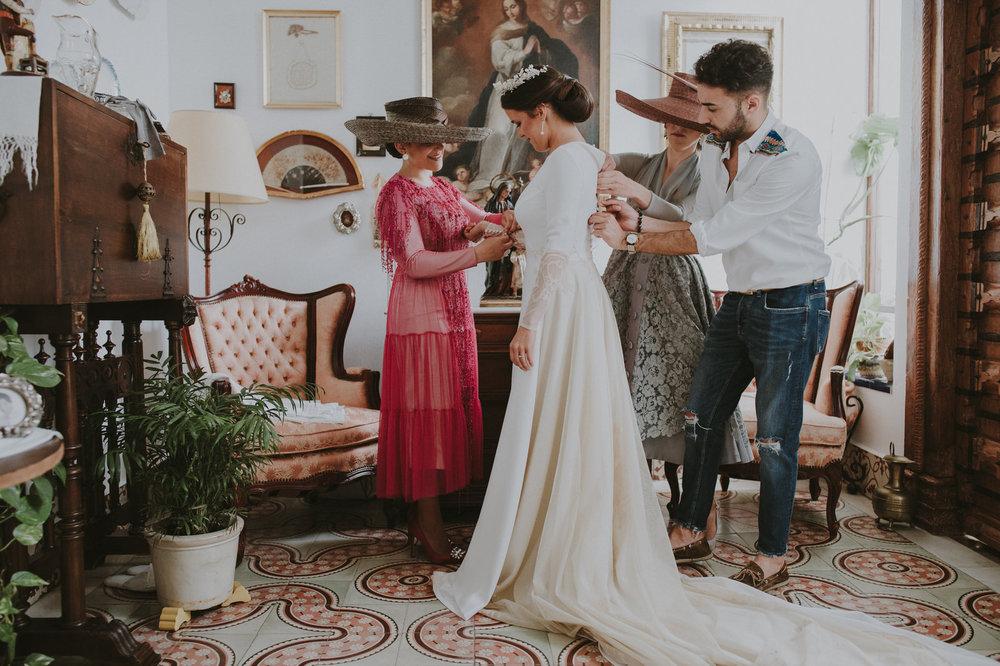 Judith & Gabriel - Boda en Olivares - Albaida, Fotógrafo de boda Andrés Amarillo - 15.JPG