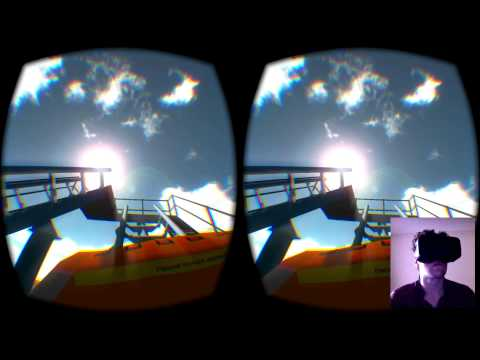 Boomerang Rollercoaster for Oculus Rift (Unity/VR) — Liam