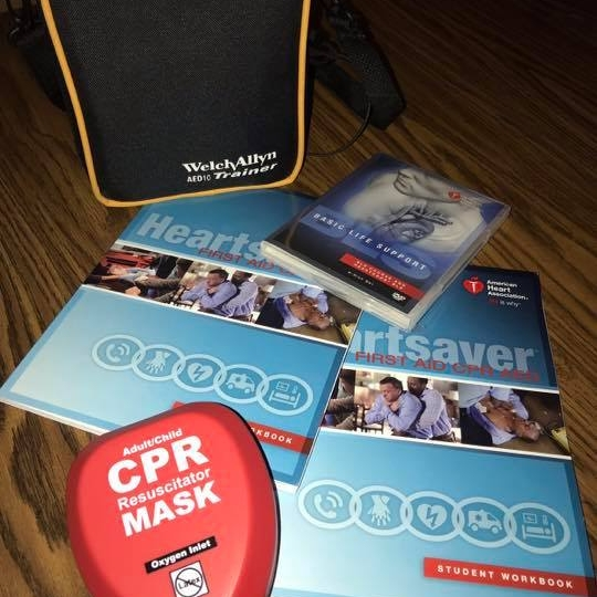 Learn CPR - Extensive knowledge in first aid and automated external defibrillators (AED).Learn choking techniques and chest compressions on adult, children and infants.Take sometime to learn BLS/CPR and First Aid, you may just save a life!!