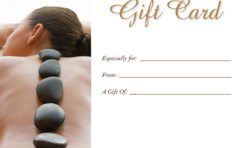 Looking for a gift that anyone can appreciate? Purchase individual massages, or give the gift that keeps on giving by purchasing a package of massages for your loved ones .
