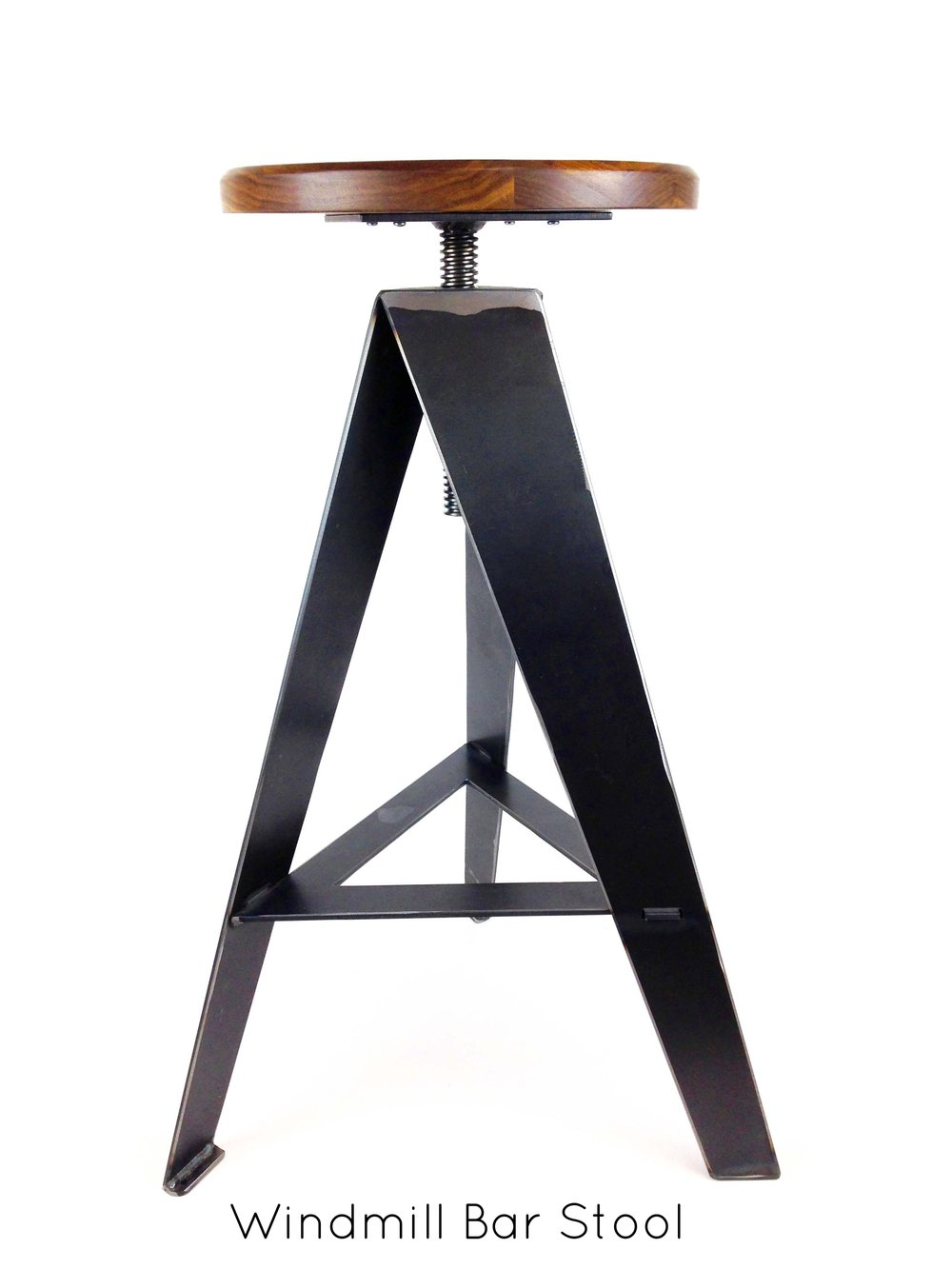 Windmill bar stool