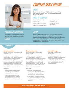how to make creative resume