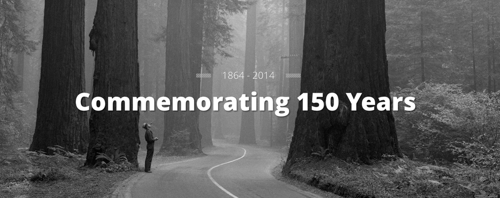 CA State Park 150 Years