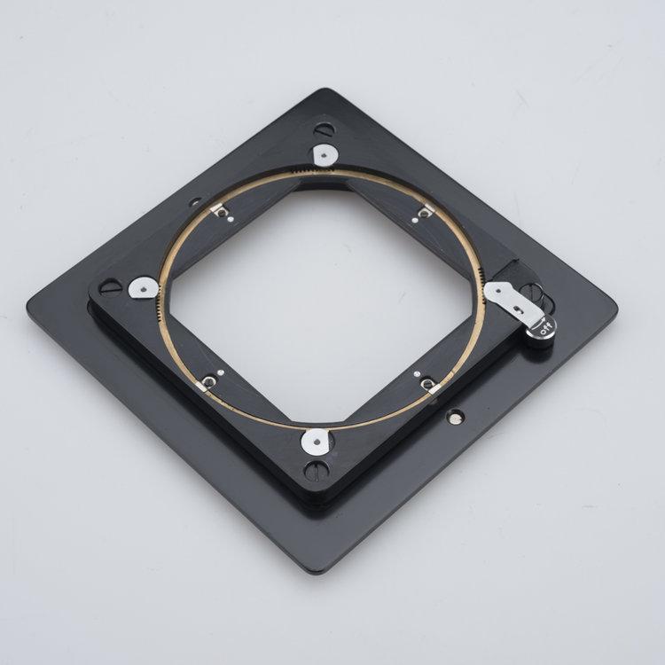 Linhof Technika 4x5 ro 6x9 Reducing Frame Adapter — LAFLEX Camera