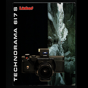 Linhof Technorama 617s 1989_German + English