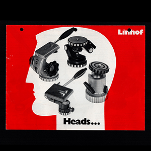 Linhof Tripod Heads_English Language