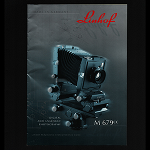 Linhof M 679cc 2002 Camera Brochure_English Language
