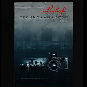 Linhof Techorama 617 S III System Brochure 2000_English Language