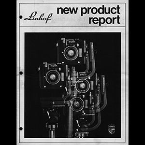 Linhof Product Report 1976 English Language