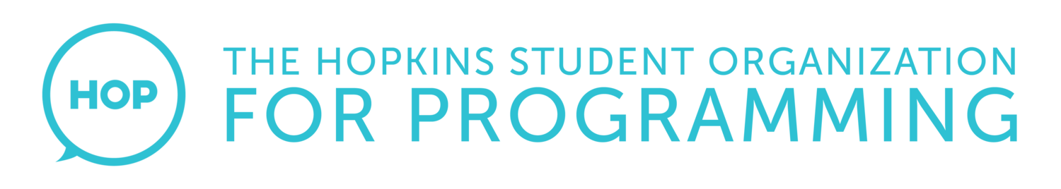 The Hopkins Student Organization for Programming