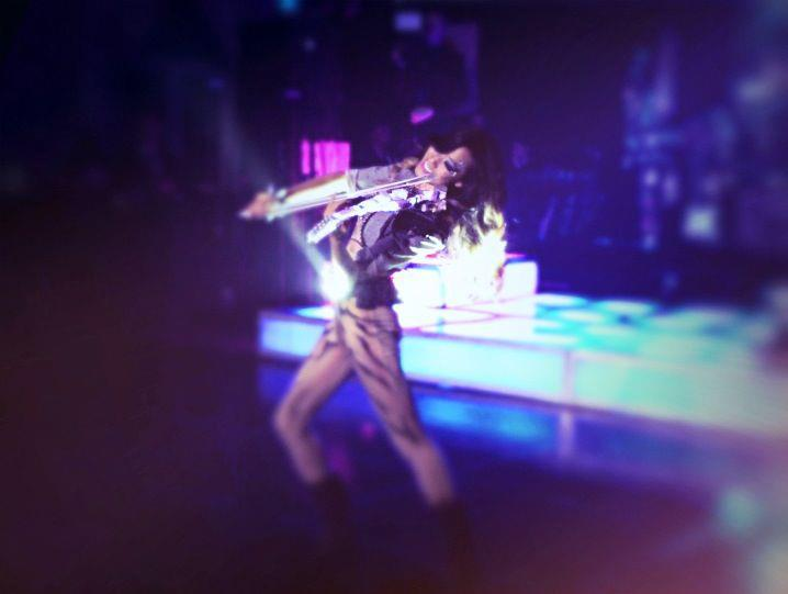 Irene Fong, Electric Violinist performing in New York City