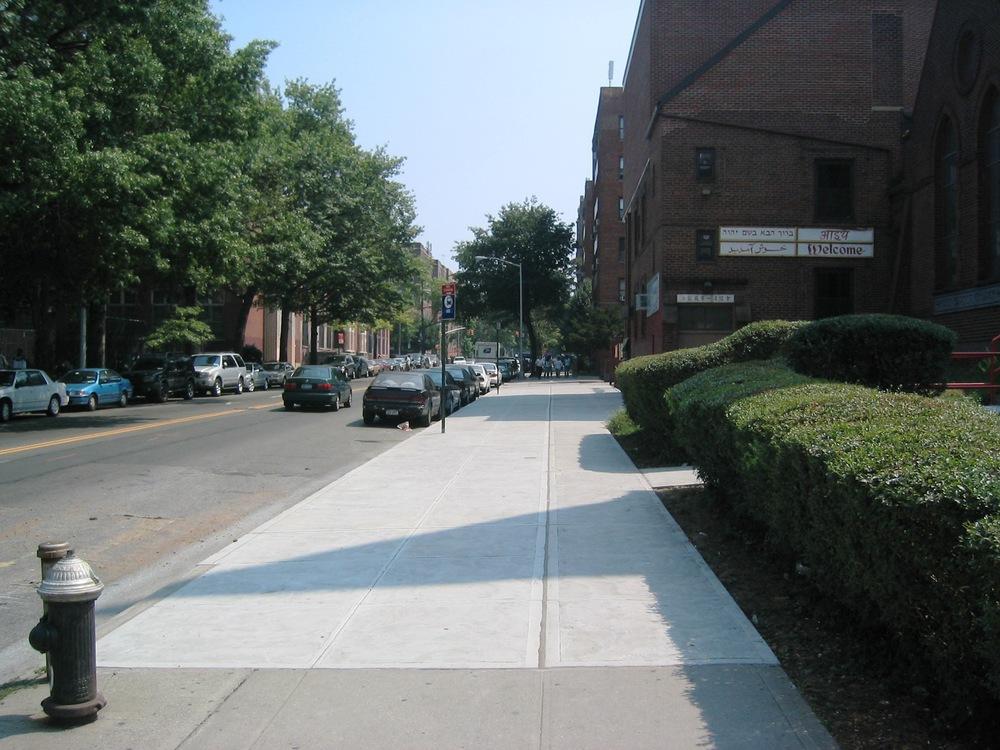 NYC Sidewalks