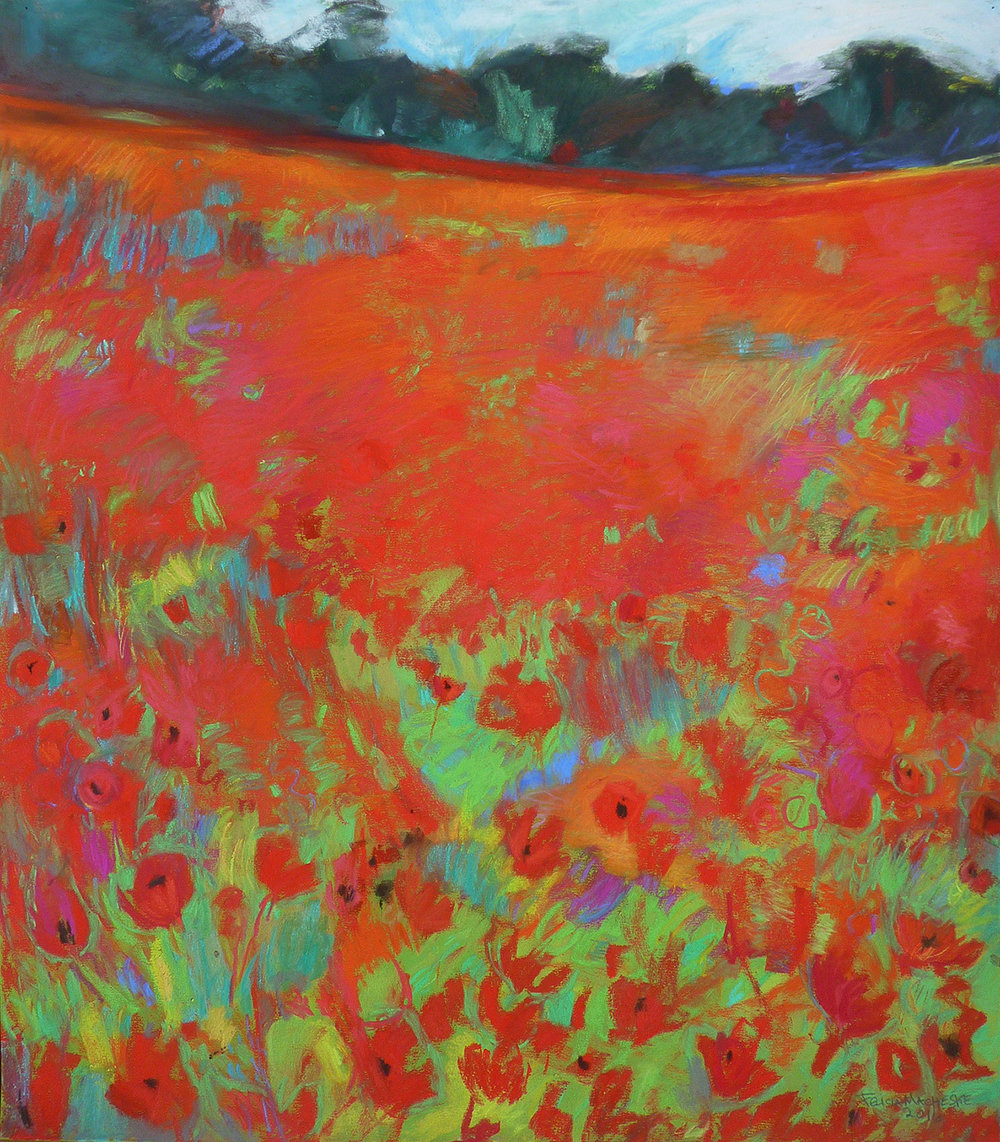 Poppy Fields II