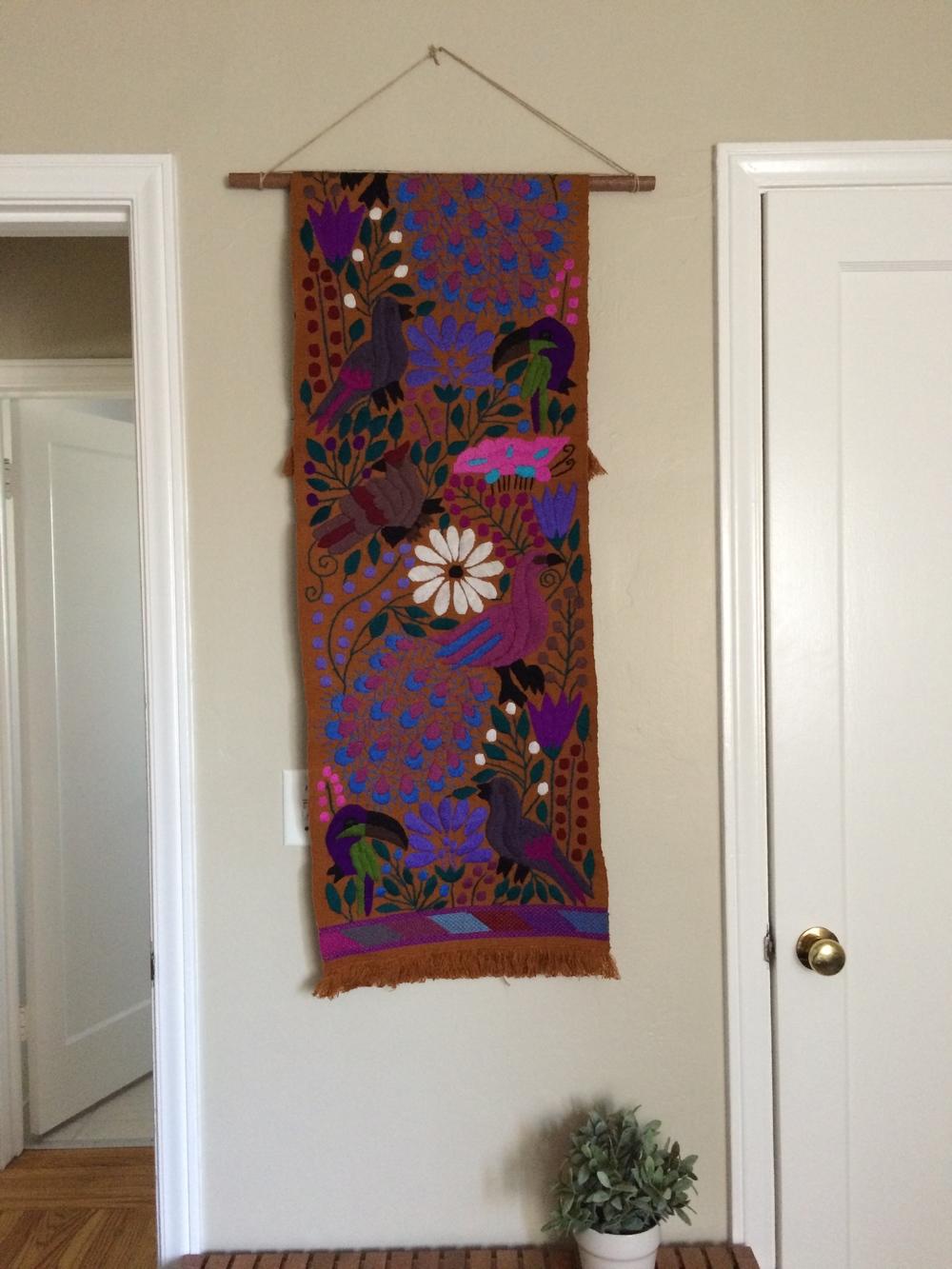 Tapestry from Merida, Mexico. :)
