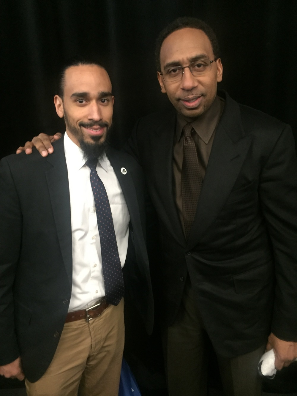 ESPN Analyst, Stephen A. Smith