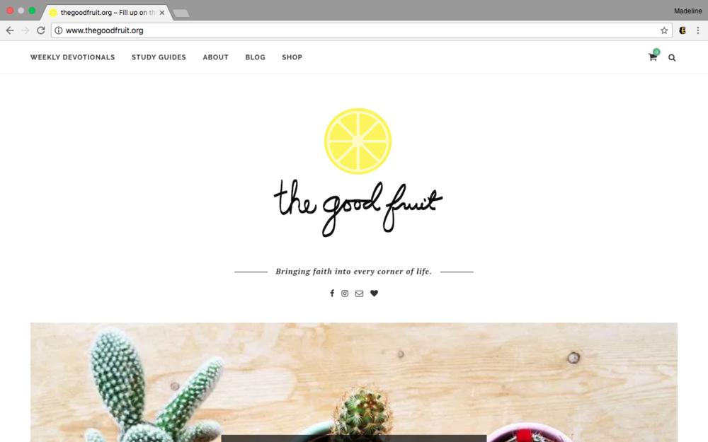thegoodfruit.org