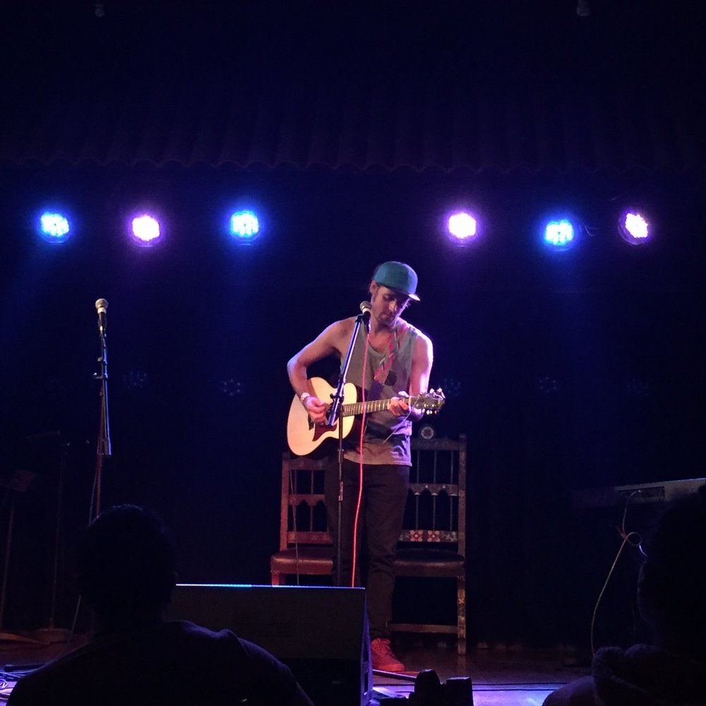 Kevin Kennedy iii playing live!