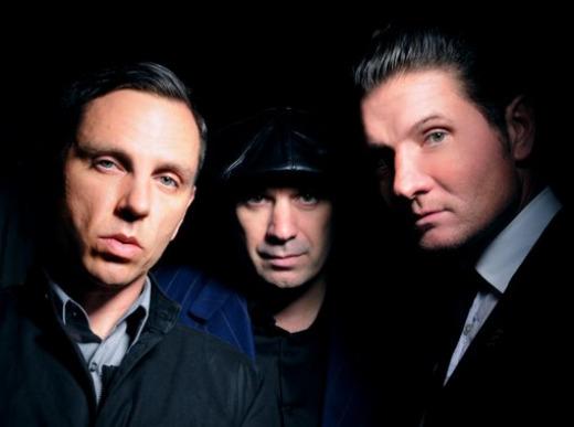 L-R: Jason Payne, Bon Harris, Douglas McCarthy