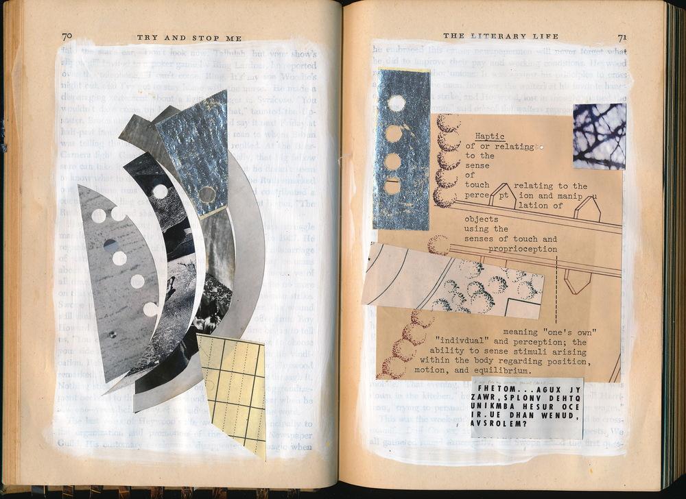 A visual representation of Haptic.