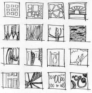 Masking Device Thumbnails by Sarah Satterlee, 2014