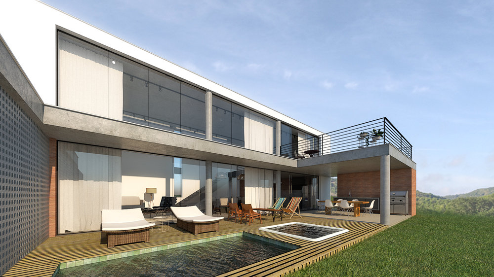 casa-ad-loft-residencial-fachada-espaço-gourmet