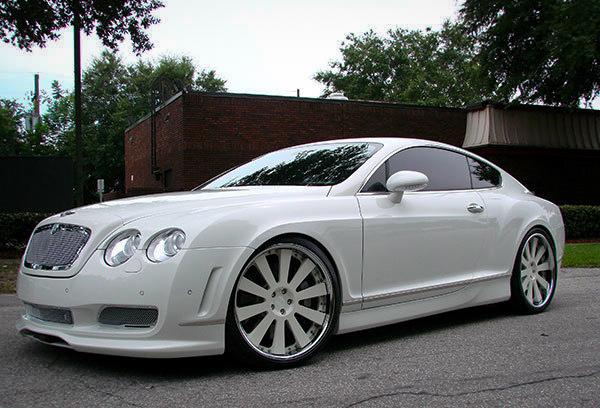 2008 Bentley  Before
