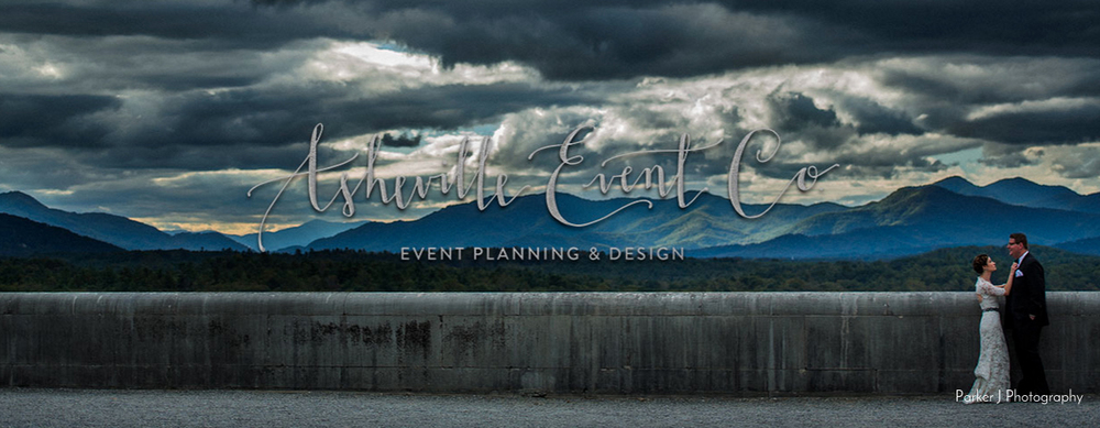 Sable and Gray - Asheville Event Co. Logo Design