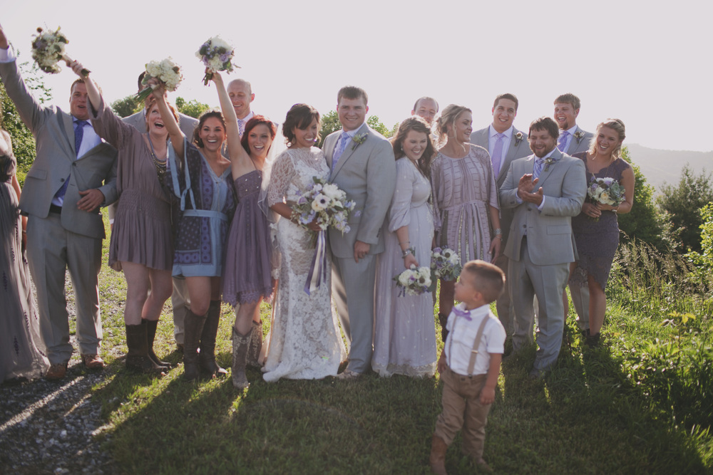 Sable and Gray - Hayleigh and Austin's Wedding