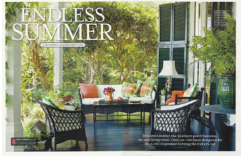 Southern Living Magazine, May 2013