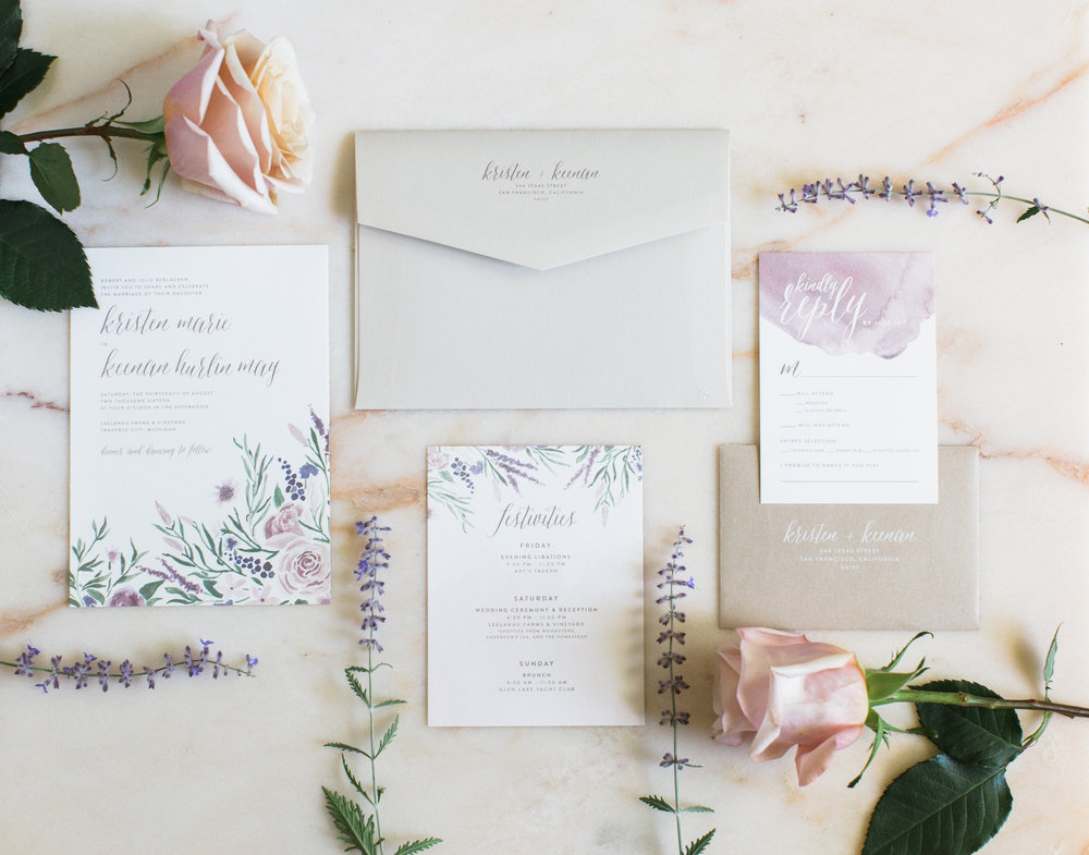 Custom Invitation by sable and gray