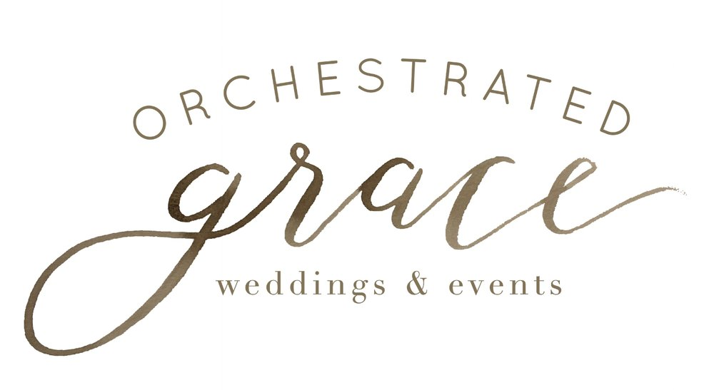 Orchestrated Grace - Logo by Sable and Gray