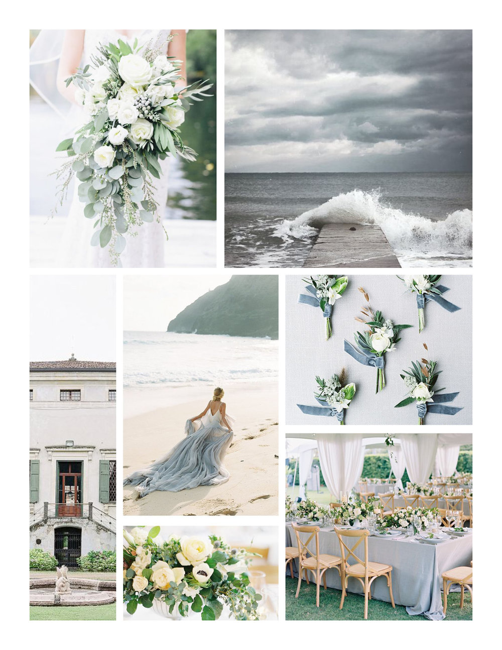 Custom Mood Board by Sable and Gray