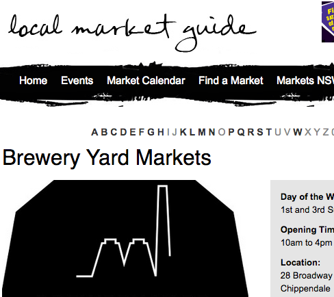 Local Market Guide