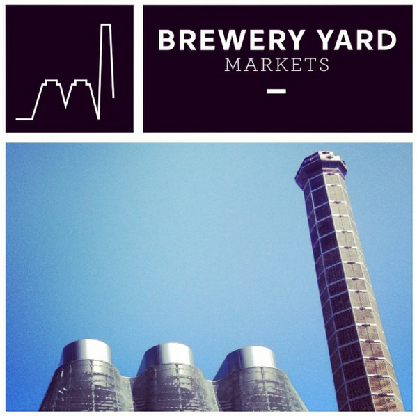 brewery yard markets sydney central park