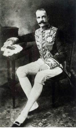 1092 - 1901 Sir ArthurLawley