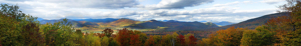 View from Bear Notch Road