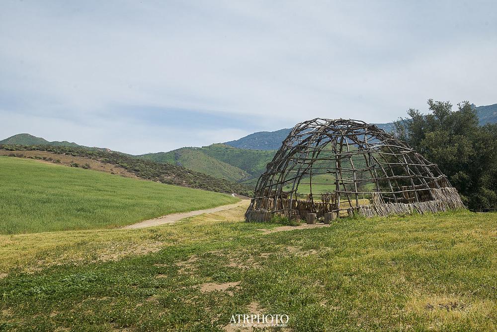 Rancho Sierra Vista National Rec. Area - Native American Cultural Center