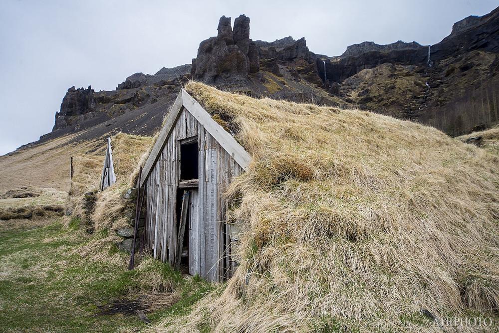 Icelandic Turf Farm - Nupsstadur