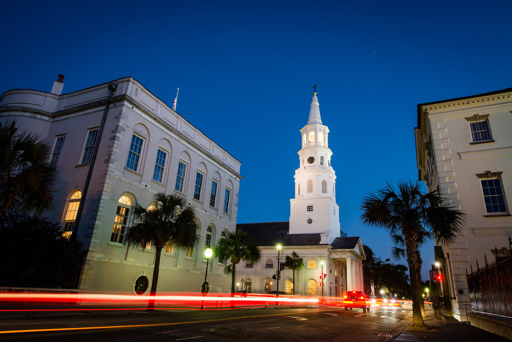 Charleston by Night